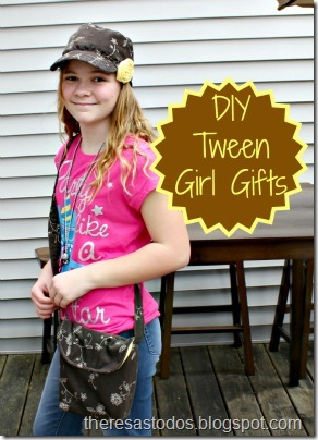 DIY Tween Girl Gifts