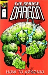 P00007 - Savage Dragon #5