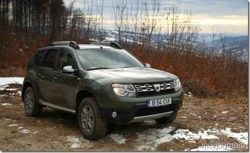 Dacia Duster 2014 11