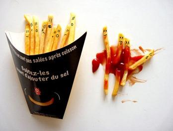 On va se friter!! (Estaremos fritos!) [OaKoAk - oakoak.canalblog.com]