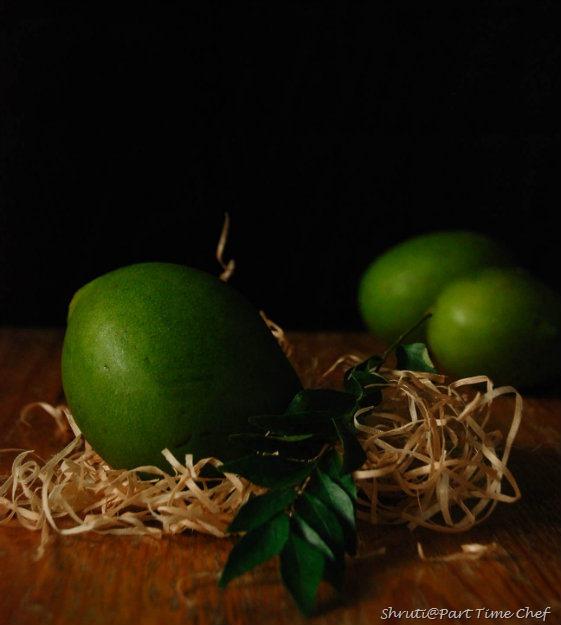 Mango chutney 8