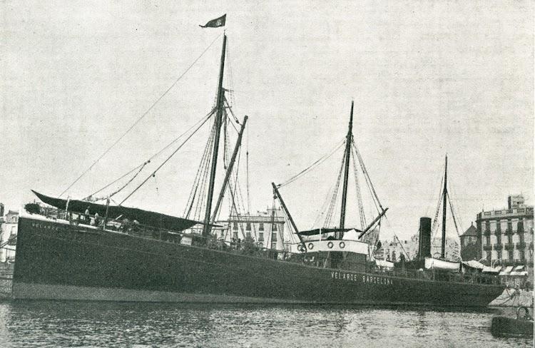 El vapor VELARDE. De la revista CATALUNYA MARITIMA. Mayo de 1919.jpg