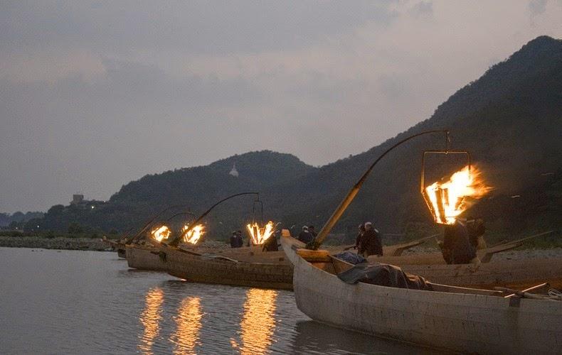 рыбалка на реках японии