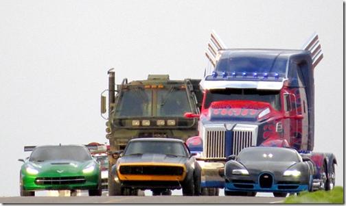 [ข่าว] เรื่องย่อและภาพใหม่ของ Transformers 4
