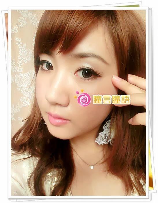 韓國NEO隱形眼鏡-NEO花神灰15