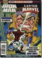 P00094 - El Invencible Iron Man - 205 #206