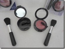 LA Colors Blusher and Deluxe Brush1