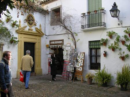 Impresii turistice Andaluzia: strada florilor Cordoba