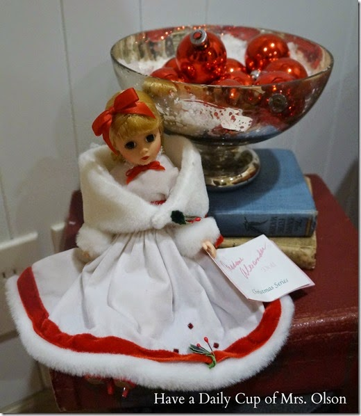 A Little Christmas Madame