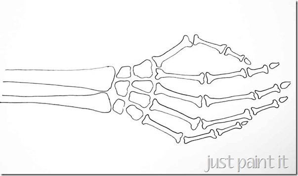 skeleton-hand-pattern