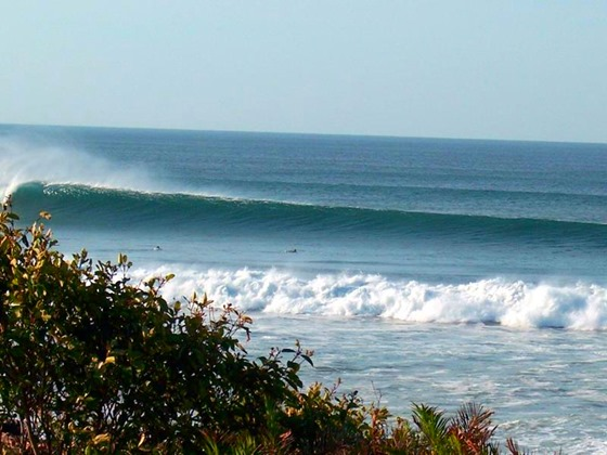Camaronal Beach World Class Surfing Waves