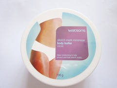 watsons stretch mark minimizer, bitsandtreats