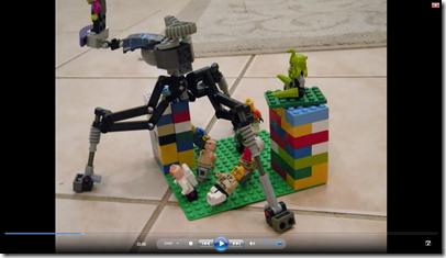 Lego DVD 4