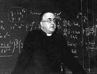 Бельгийский священник и астроном Жорж Леметр (Georges Lemeiter)