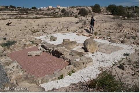 La Escuera - Templo - San Fulgencio