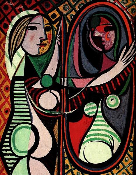 Picasso cubismo arte