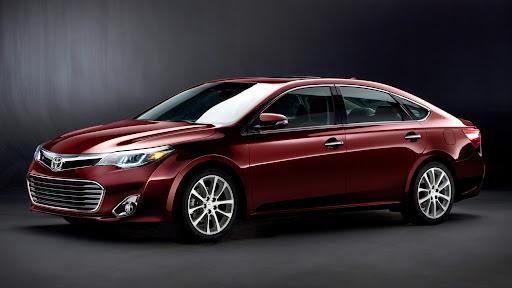 2013 Toyota Avalon New York'ta Tanıtıldı