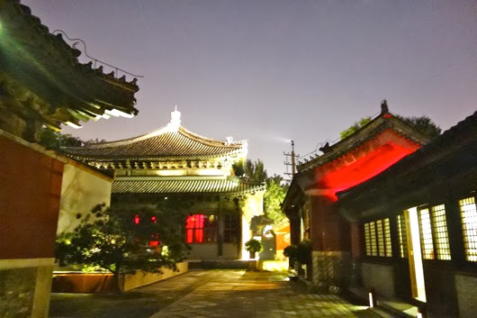 Jin Loves To Eat Temple Restaurant Beijing