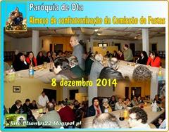 Almoço Com Festas - 2014