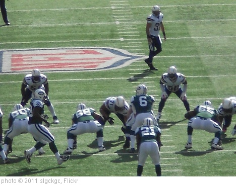 'Mark Sanchez at Quarterback' photo (c) 2011, slgckgc - license: http://creativecommons.org/licenses/by/2.0/