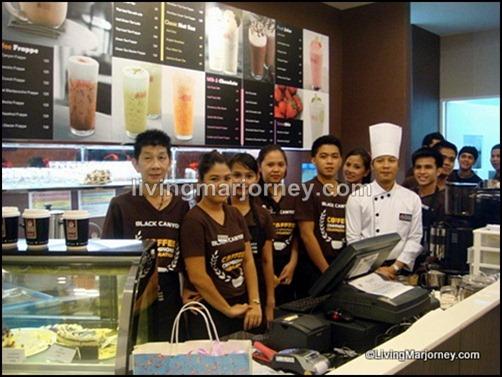 Black Canyon Coffee's Friendly Staff