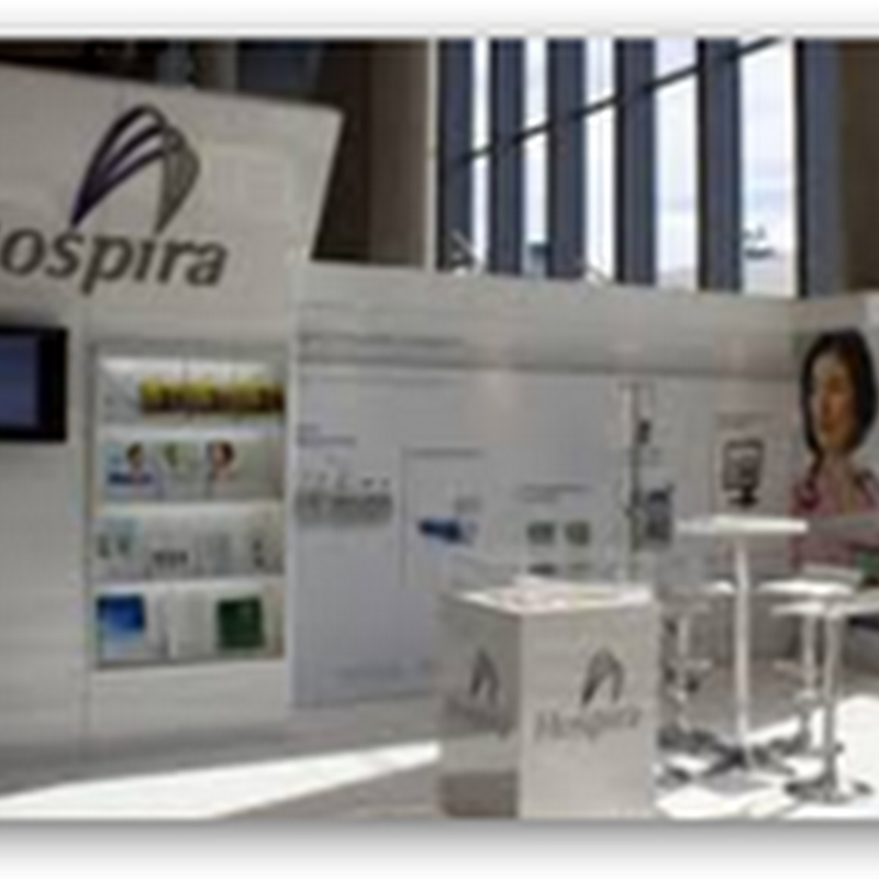 Hospira In Talks With Buying French Company, Danone - Could Be $5 Billion Dollar Tax Inversion