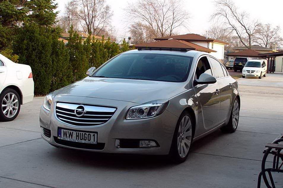 Un Opel Insignia Turbo Zum Verkauf Bei Ebay Oder Ist Es