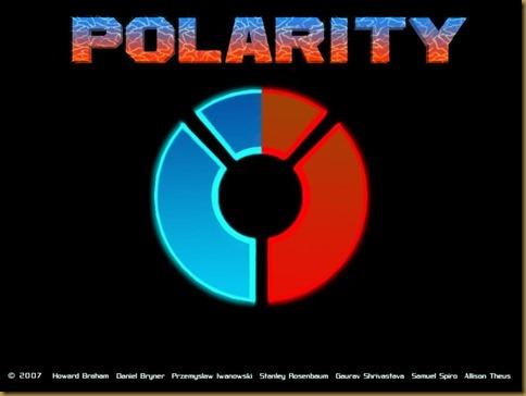 Polarity タイトル
