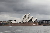 Opera House from the Manly Ferry