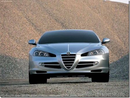 Alfa Romeo Visconti Concept ItalDesign (2004)3