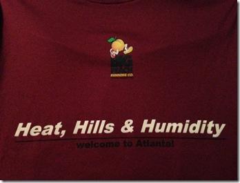 heat hills humid
