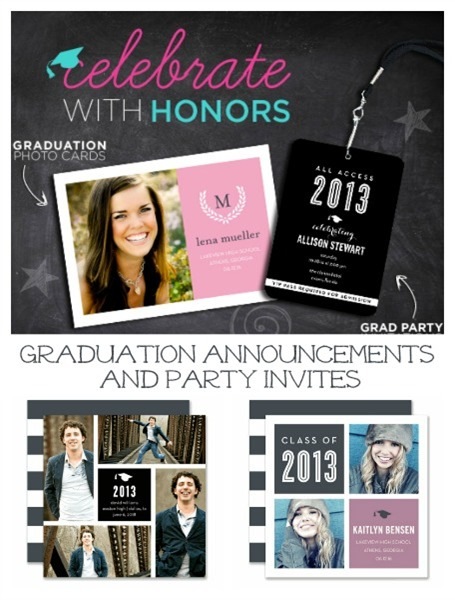 Invitation Box Graduation 2013