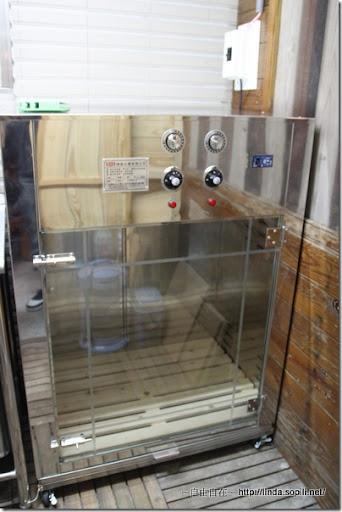 宜蘭三星樂狗堡-烘毛機