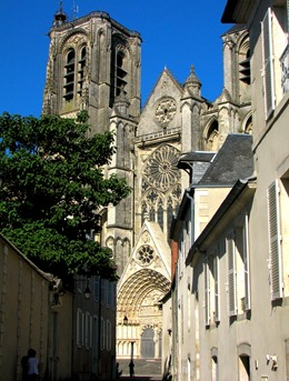 Bourges Cathedral 01