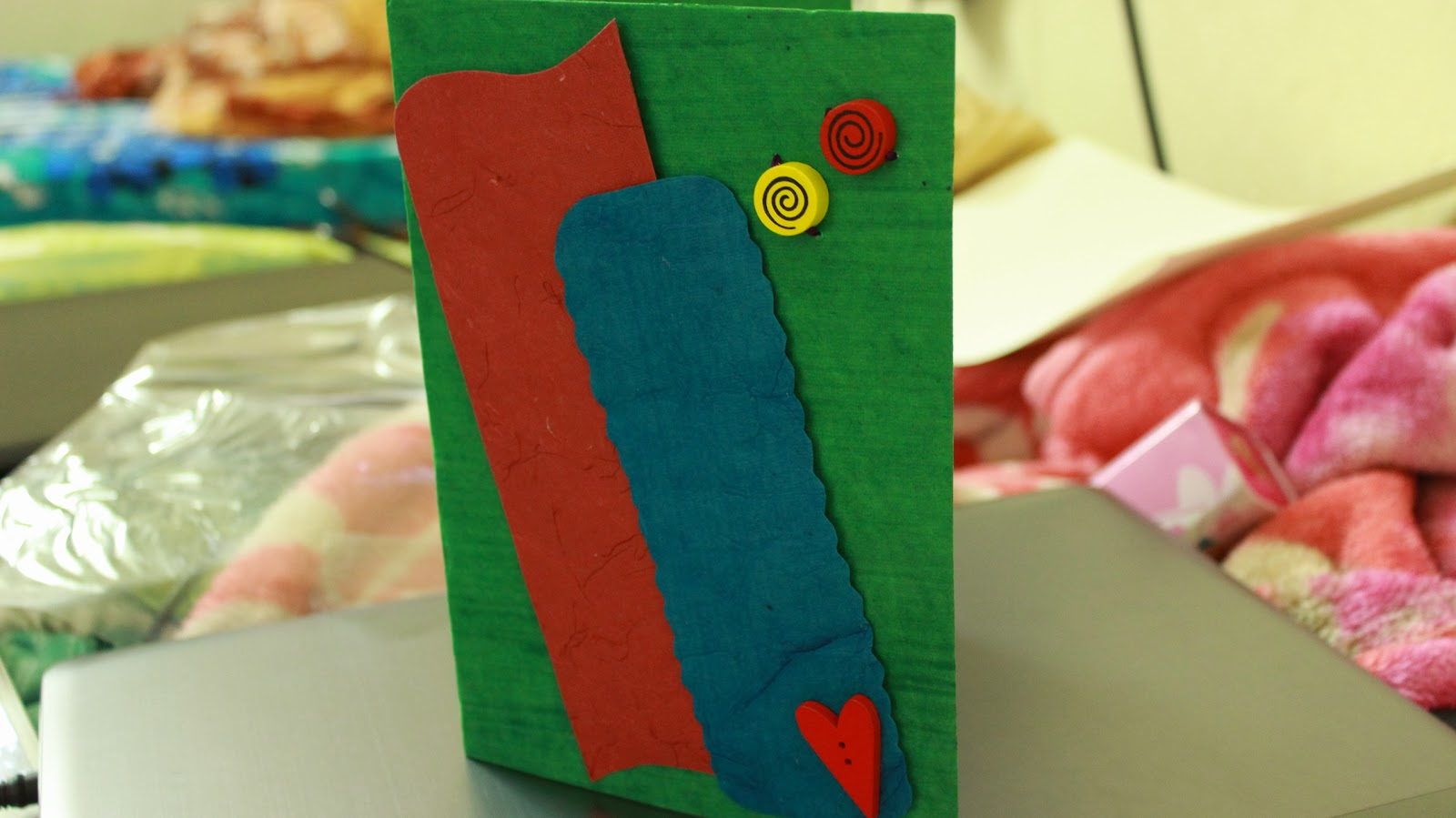 Colours handmade greeting cards m4hsunfo