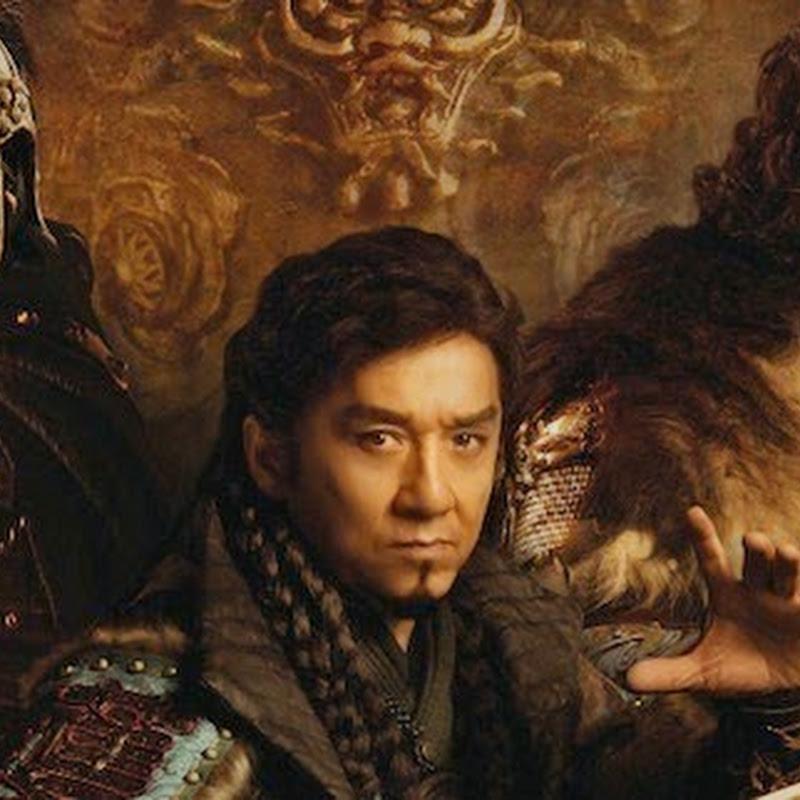 """Jackie Chan Está de Volta Com O Filme """"Dragon Blade"""" (2k15) [Trailer]"""
