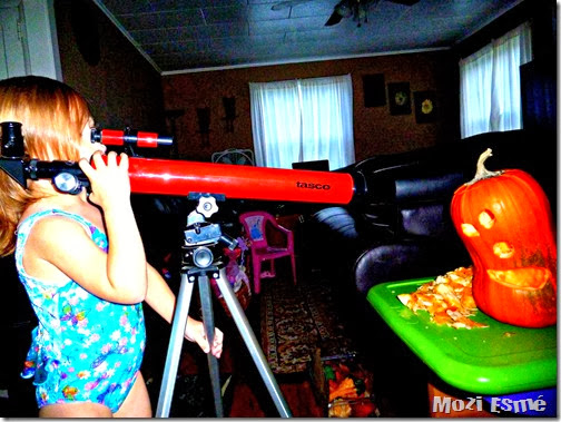 Telescoping Pumpkin