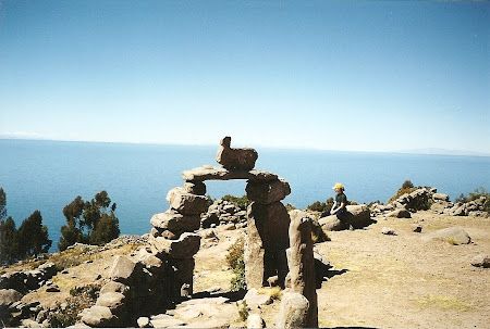 Things to do in Titicaca: Taquile island