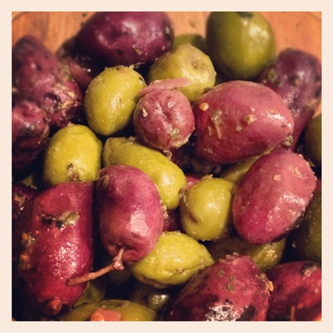 #83 - Petros olives from the Real Food Festival