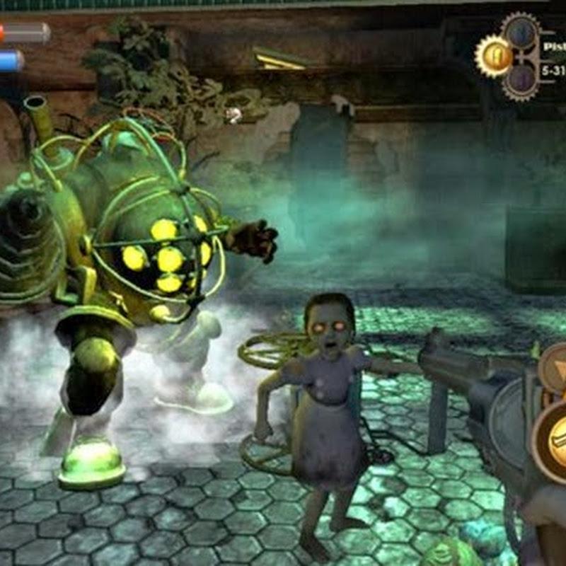 App Review - BioShock für iOS ist die schlechteste Art, ein großartiges Spiel zu spielen