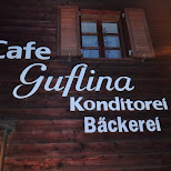 cafe guflina konditorei backerei in Vaduz, Vaduz, Liechtenstein