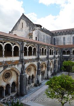 Glória Ishizaka - Mosteiro de Alcobaça - 2012 - 73 - claustro de D. Dinis