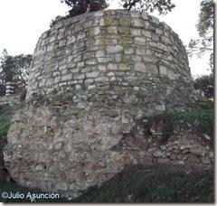 Torreón - Castillo de Tudela