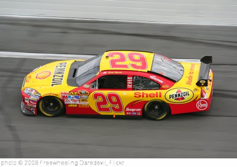 'Kevin Harvick Shell Pennzoil Chevy Impala' photo (c) 2008, Freewheeling Daredevil - license: http://creativecommons.org/licenses/by/2.0/