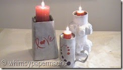 candle holder cover