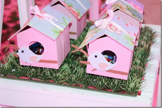 festa jardim de passarinhos