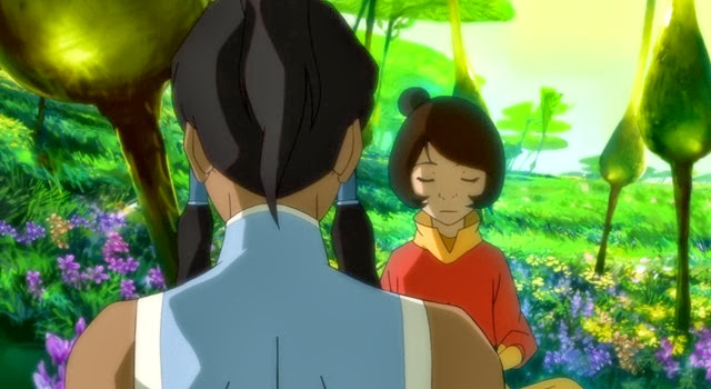 korra-and-jinora-cross-over