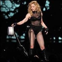 Madonna turne