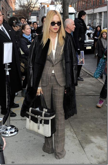 Rachel Zoe Reed Krakoff Arrivals Fall 2012 q80R7_nBi2ul