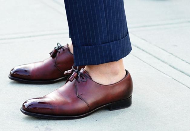 Street Style – Como Usar Sapatos Sem Meias (1)